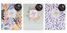 "Flower Design Slip-In Pocket Photo Album 6""x4 Size to 300 Photo Designs & Colors"