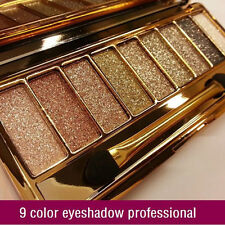 diamond eyeshadow eye shadow Palette + Makeup Cosmetic Brush