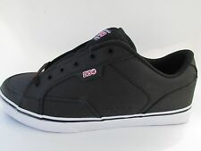 DVS MENS Carson Skateboard Skate Shoes - Black  013