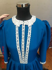 AMERICAN CIVIL WAR/VICTORIAN  CUSTOM MADE DAY DRESS NO SIZE LIMIT CHOOSE COLOUR