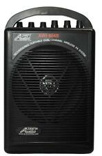 Audio2000'S 604B Wireless Microphone Battery Powered Portable PA System COMBO-MR