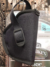 Uncle Mike's Sidekick Hip Holster Sizes 16 Thru 36 See Description