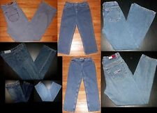 Blue Gray Black Red Sz 9 10 11 12 14 Tommy Hilfiger Blue Jeans!
