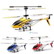 Syma S107G 3.5CH Remote Control Aircraft Helicopter Model Toys With Gyro LED TLC