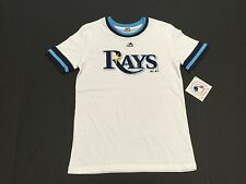 Tampa Bay Rays Official Majestic MLB Genuine Merchandise Youth T-Shirt New