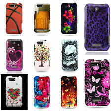 For Motorola PHOTON Q 4G LTE XT897 Hard Shockproof Slim Design Snap On Case
