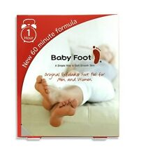 2x Baby Foot Easy Pack - Natural Acid Foot Peel /Mask/Exfoliator