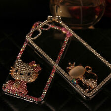 DIY Luxury Colorful Crystal Diamond Hard Case Cover For iphone 4/5S/6G4.7/6plus