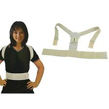 Perfect Bodily Form Elastic Breathable Children Adults Posture Correct Back Belt