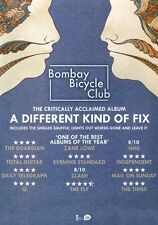 BOMBAY BICYCLE CLUB A Different Kind Of Fix PHOTO Print POSTERSo Long Shirt 002