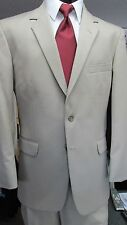 After Six Tan Catalina Suit Jackets in Sizes 44L 44XL  Prom Wedding Cruise