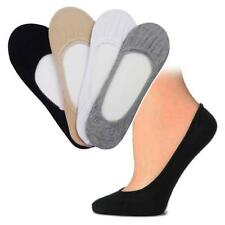 12 Pairs Womens Foot Covers Liner Footies No-Show Low Cut Socks Dress Flat Shoes