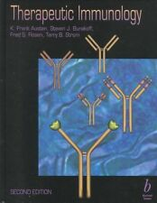NEW Therapeutic Immunology by K. Frank Austen Hardcover Book (English) Free Ship
