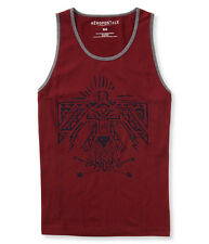 aeropostale mens tribal eagle graphic tank shirt