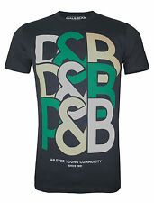 Mens Pull & Bear T Shirt Top Soft Cotton Graphic Printed Tee Size XS to XXL
