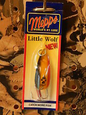 Mepps Little Wolf Spoon LW25 2/5oz. Various-Colors