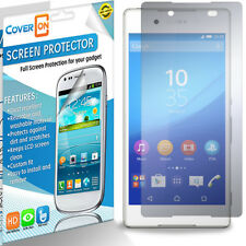 Clear Screen Protector for Sony Xperia Z4 - Transparent Phone LCD Cover Guard