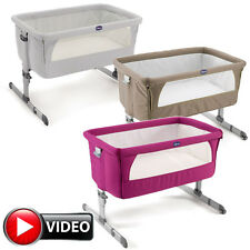 Chicco *2015* Side Sleeping Crib Next2Me Baby Crib Next 2 Me - Brand NEW -