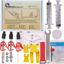BS AVID Formula DODE JUICY HAYES ELIXIR Bicycle Hydraulic Disc Brake Bleed Kit