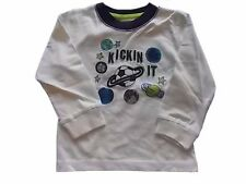 NWT Boy's Gymboree Star Brights soccer ball long sleeve shirt ~ 18-24 months 2T