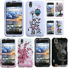 For LG LS855(Marquee) Hard Case Cover Various Image Printed