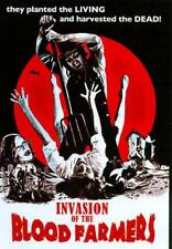 Invasion of the Blood Farmers New DVD