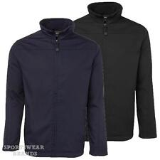 Mens Inner Jacket Corporate Black Navy Poly/Cotton Winter Work Size XS-5XL 3INJ