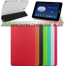 SMART COVER CUSTODIA SLIM PER ASUS MEMO PAD 7 ME70C ME70CX TABLET STAND