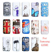 Cute Various Hard Plastic PC Case Cover For Samsung GALAXY Star Advance G350E