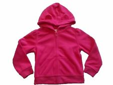 NWT Girl's Gymboree Sweater Weather pink jacket hoodie 12-24 months 2T 3T 4T 5T