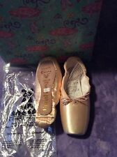 Sansha Ovation #603 (3/4 Shank) & 606 (Full Shank) Pointe Shoes - ONLY $40!