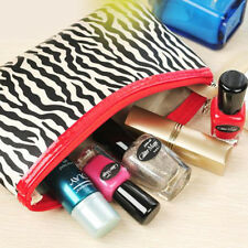 New Womens Girls Travel Makeup Tool Pouch Handbag Cosmetic Bag Toiletry Case