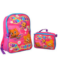 "Bubble Guppies ""Bub-Bub-Bubble"" Backpack with Lunchbox"