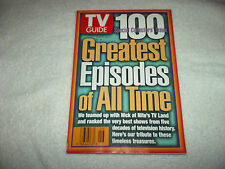 Impossible to Find! 1997 TV GUIDE SPECIAL COLLECTOR'S EDITION! ~ Under $20.00!