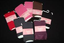New GYMBOREE Nylon Footless Tights Navy Ivory Red Black Pink Brown 5 6 7 8 9 10