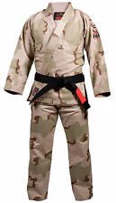 Fuji Brazilian Jiu Jitsu All Around Camo BJJ Gi