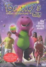 BARNEY - BARNEY'S GREAT ADVENTURE: THE MOVIE [1998] [ENGLISH] NEW DVD