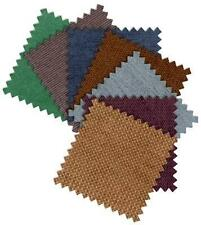 """Color Swatch Sample 2"""" x 2"""" square of fabric sample"""