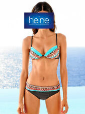 Heine Push-up-Softcup-Bikini. Glitzersteine. Cup C. NEU!!! KP 89,90 € SALE%%%