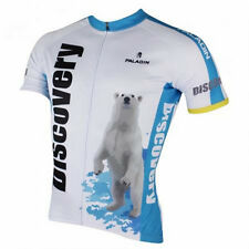 2015 Discovery bear Cycling Clothing Bike Bicycle shor sleeve cycling jersey Top
