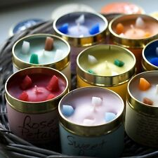 Lily Flame Tin Candles - Choose the fragrance you'd like sent - No Shipping cost