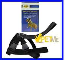 Two in One - Car Safety & Walking Harness/Restraint for Dogs: Sizes: S, M, L