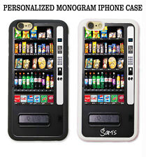 Machine Vending Snack Candy Vintage Phone Case Cover FOR IPHONE 6 6S PLUS SE 5C