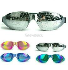 Fashion Men Women Waterproof Anti-fog UV Swimming Eyewear Goggles Eye Glasses
