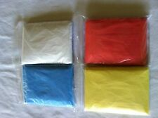 Lot of 32 rain poncho emergency rain coat one size fits all US seller