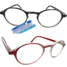 Mens Reading Glasses Round New +1.0+1.25+1.5+1.75+2+2.25+2.5+2.75+3.0  R148