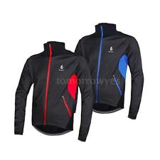 WOLFBIKE Fleece Thermal Winter MTB Cycling Jacket Windproof Bicycle Jersey TY