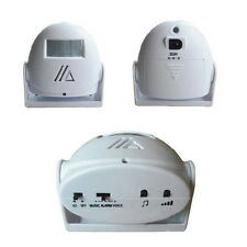 Wireless Visitor Customer Ding-Dong Door Bell Chime Entry Alert Entrance Alarm