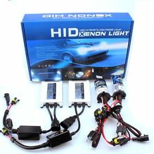 55W HID Xenon Headlight  Conversion Kit  Ballast H1 H3 H7 H11 880/881 9005 Bulbs