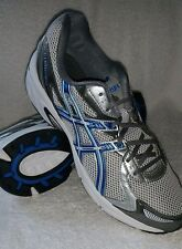 "New! Men's Asics Gel- ""Impression 3"" Running Shoes Silver/Royal/Gunmetal  B24"